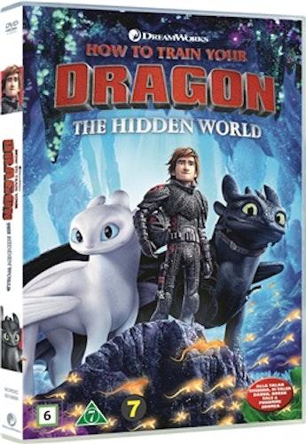 Draktränaren 3 DVD
