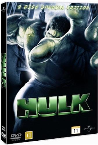 Hulken DVD