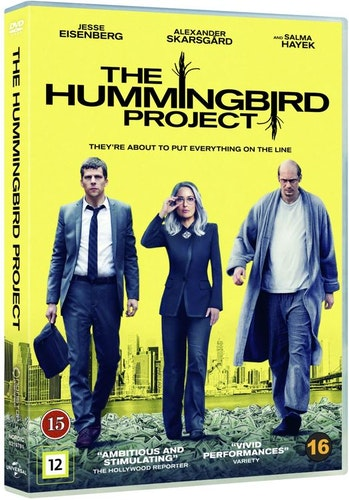 The Hummingbird Project DVD