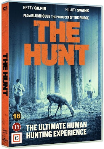 The Hunt DVD