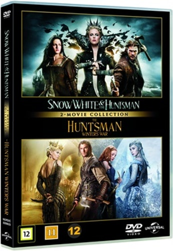 Snow White and the Huntsman + The Huntsman: Winter's War