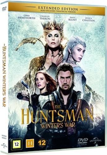The Huntsman: Winter's War DVD