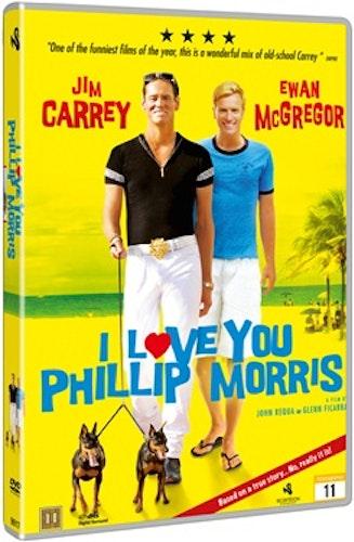 I Love You Phillip Morris DVD