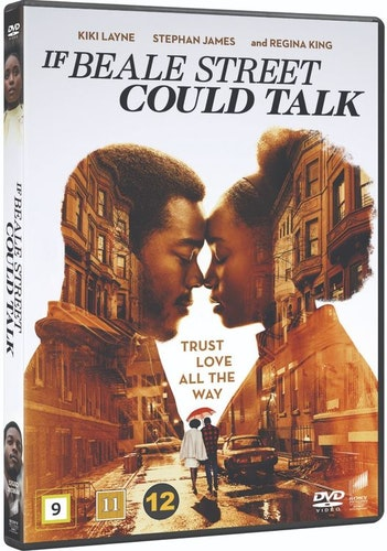 If Beale Street Could Talk DVD