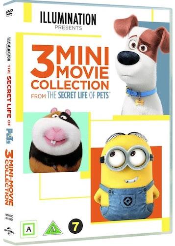 Illumination Pets - Mini Movie Collection DVD