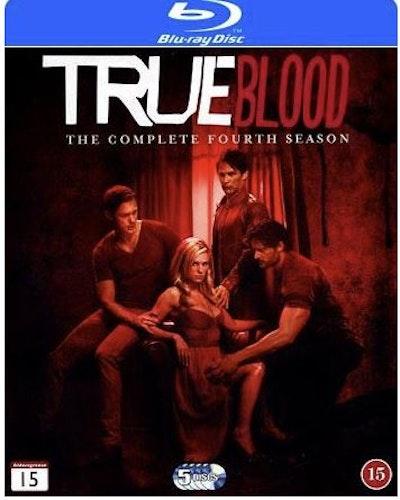 True Blood - Säsong 4 (Blu-ray)