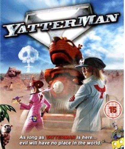 Yatterman Blu-Ray (import)