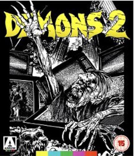 Demons 2 (Blu-ray) (Import)