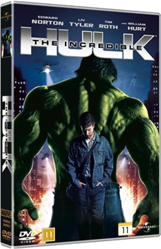 Incredible Hulk (1-disc) DVD