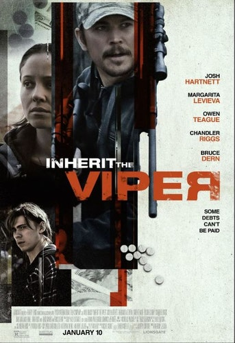 Inherit the viper DVD