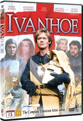 Ivanhoe DVD