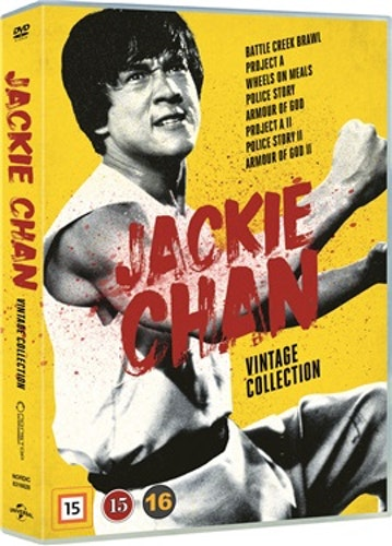 Jackie Chan: Vintage Collection DVD