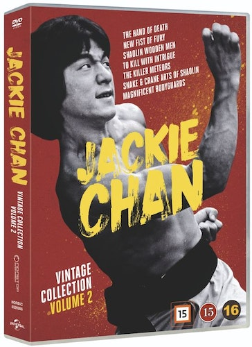 Jackie Chan Vintage Collection Vol. 2 DVD