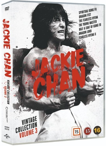 Jackie Chan Vintage Collection Vol 3 DVD