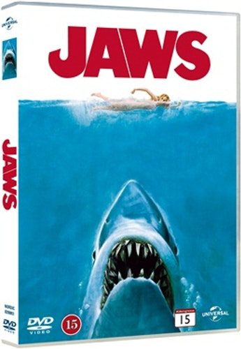 Jaws/Hajen DVD