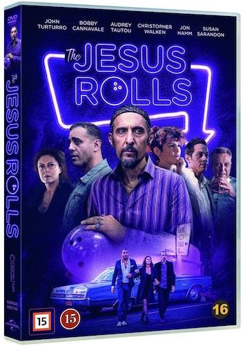 The Jesus Rolls DVD