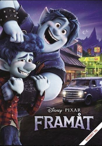 Disney Pixar Klassiker 22 - Framåt DVD