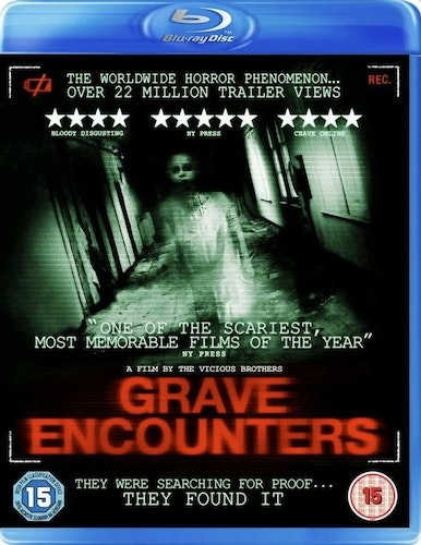 Grave Encounters (Blu-ray) (Import)