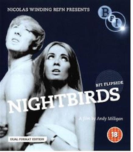 Nightbirds (Blu-ray+DVD) (Import) från 1970