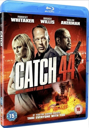 Catch .44 (Blu-ray) (Import)