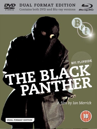 The Black Panther (Blu-ray + DVD) (Import) från 1977