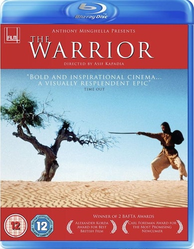 The Warrior (Blu-ray) (Import)