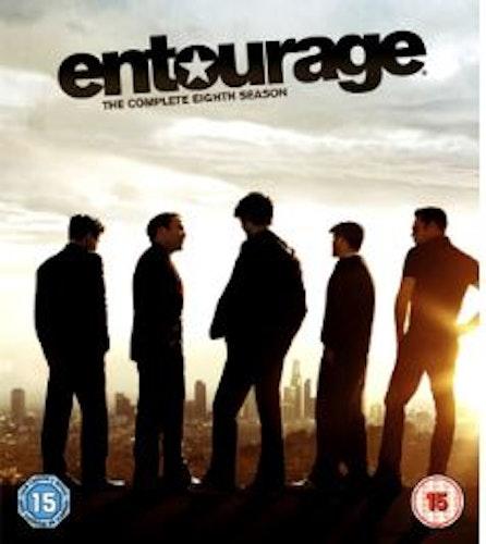 Entourage - Season 8 (Blu-ray) (Import Sv.Text)