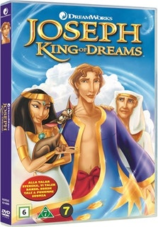 Josef: drömmarnas kung/Joseph: King of Dreams DVD