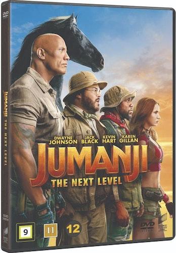 Jumanji: The Next Level DVD