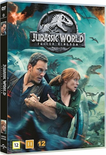Jurassic World: Fallen Kingdom DVD UTGÅENDE