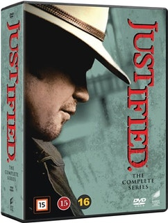 Justified - The Complete Series DVD
