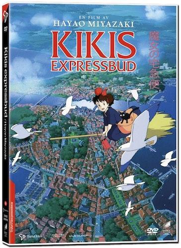 Kikis expressbud DVD