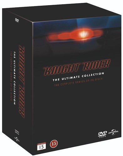 Knight Rider - The Ultimate Collection DVD