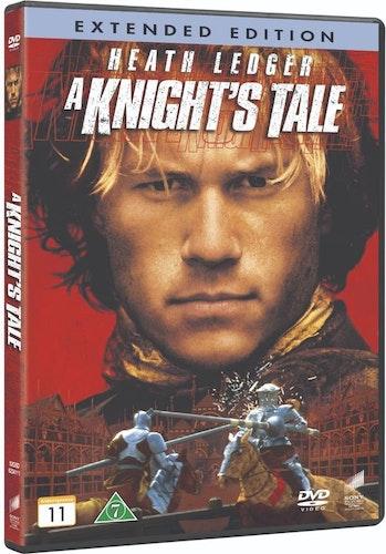 En Riddares Historia DVD