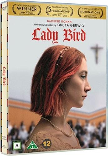 Lady Bird DVD