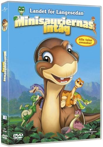 Landet för längesedan 11 minisauriernas intåg DVD