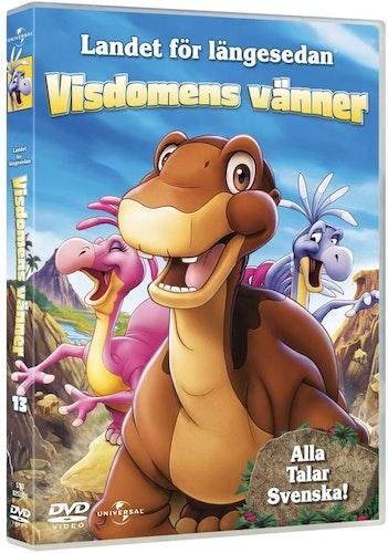 Landet för längesedan 13 Visdomens vänner DVD