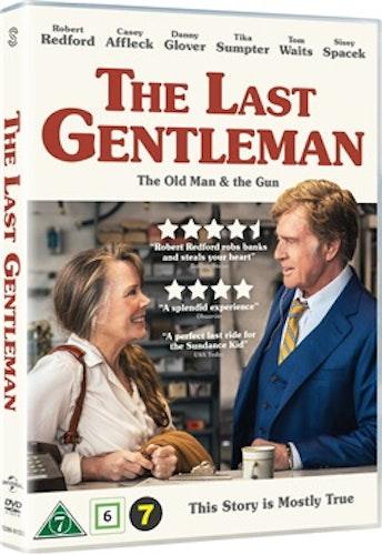 Den Siste Gentlemannen DVD