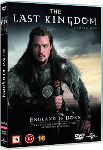 The Last Kingdom - Säsong 1 DVD