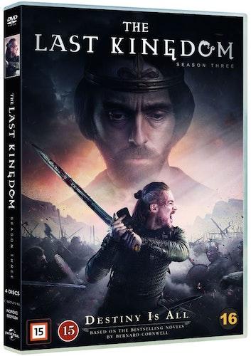 The Last Kingdom - Säsong 3 DVD