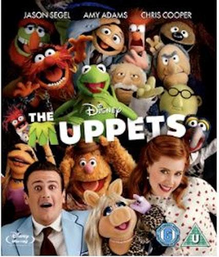 Muppets/Mupparna (2011) (Blu-ray) (Import)