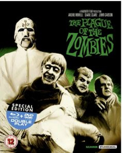 The Plague of the Zombies (Blu-ray + DVD) (Import)