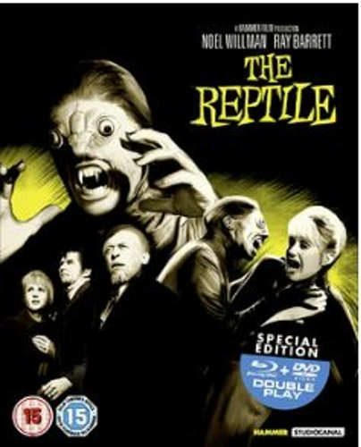 The Reptile (Blu-ray + DVD) import