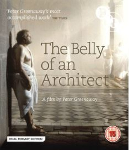 The Belly of an architect (Blu-ray + DVD) (Import) från 1987