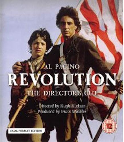 Revolution: Director's cut (Blu-ray + DVD) (Import)