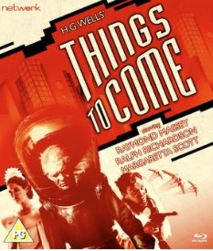 Things to Come (1936) (Blu-ray) (Import) från 1936