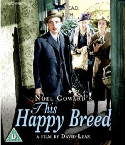 This Happy Breed (Blu-ray + DVD) (Import) från 1944