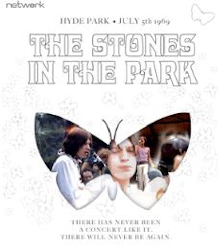 The Stones in the Park (Blu-ray) (Import) 1969