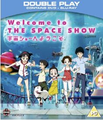 Welcome To The Space Show Blu-Ray + DVD (import)
