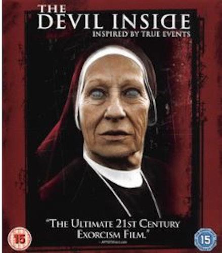 The Devil Inside bluray (import)